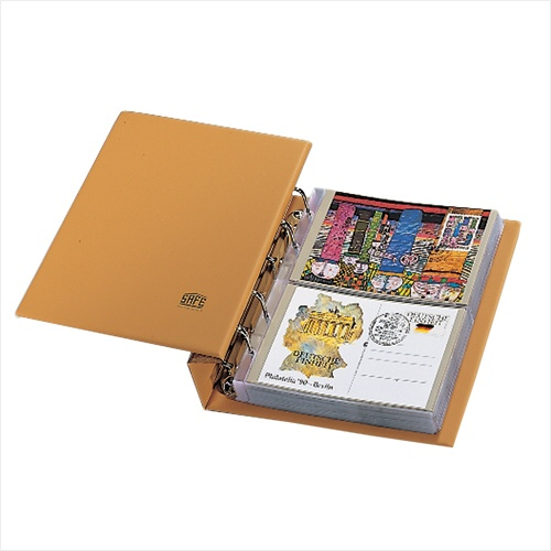Supplies      with the theme Safe Compact Albums     '