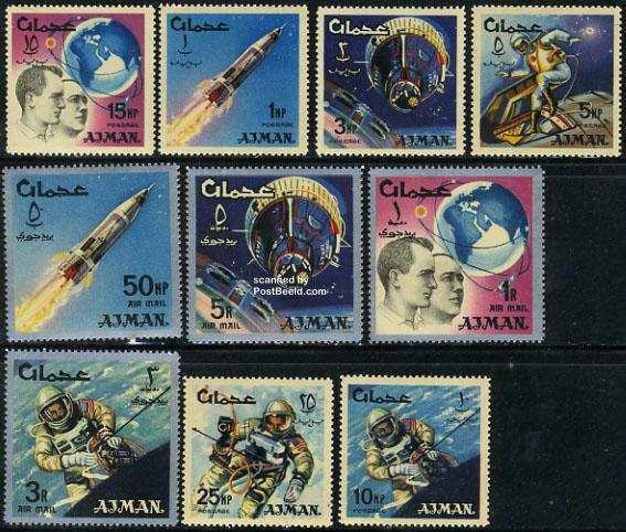 Space exploration 10v