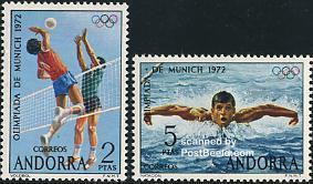 Olympic Games Munich 2v
