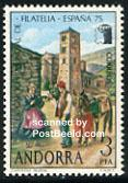 ESPANA 75 stamp exhibition 1v