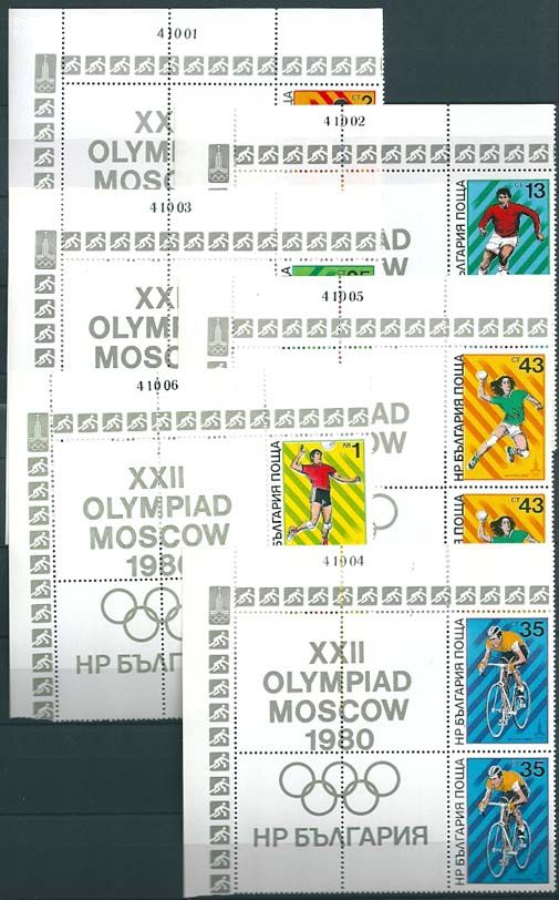 Olympiic games 2x6w+tabs