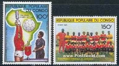 African Handball champion 2v