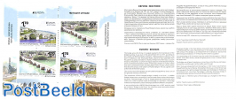 Europa, bridges booklet