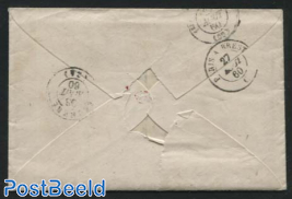 Letter from Basel to France