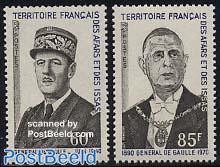 Charles de Gaulle 2v
