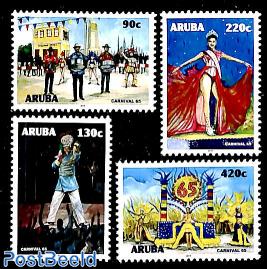 65 years Carnival 4v