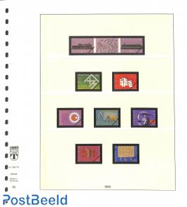 Lindner T pages Switzerland 1965-1983