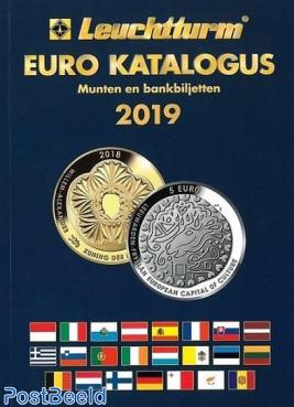 Leuchtturm Euro Catalogue 2019