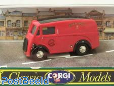 Corgi D938/2 Morris J Van Royal Mail