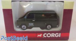 Corgi Ford Transit Post Office Telephones