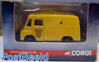 Corgi Morris LD Van Post Office International Telegraph Service