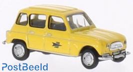"Norev Renault 4L ""La Poste"" 1:87"