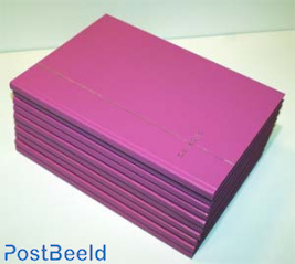 10 x Stockbook 8 pages Pretty Pink