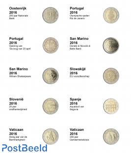 Collectio 2 Euro Supplement 2016