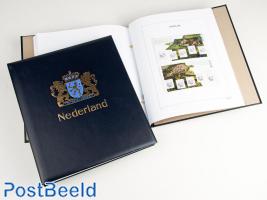 Luxe stamp album Beautiful Netherlands (W / W) I 2005-2018