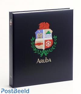 Luxe binder stamp album Aruba I