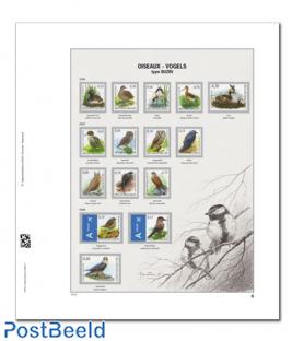 Luxe sheets Buzin Belgium (1985-2018)