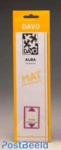Alba protector mounts A05 (Custom Stamps) (2x5) 10 pcs