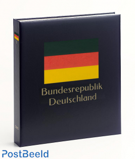 Luxe stamp album Germany BRD I 1949-1969