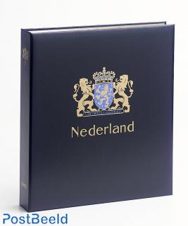 Luxe stamp album Netherlands 2000-2007 V