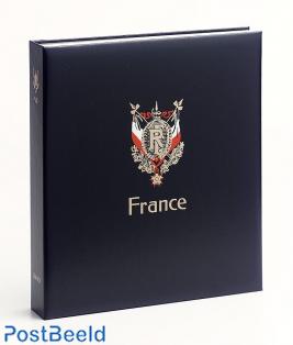 Luxe binder stamp album France IX
