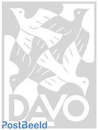 DAVO Netherlands Alba protector mounts size 25 x 36