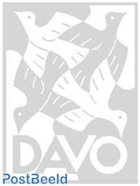 DAVO Netherlands Alba protector mounts size 25 x 21
