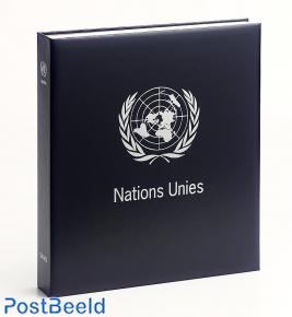 Luxe stamp album Uno Geneva II 2007-2018