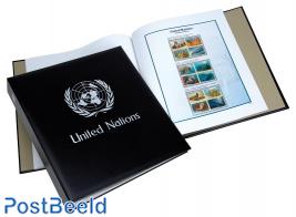 Luxe stamp album Uno Endangered species 1993-2018