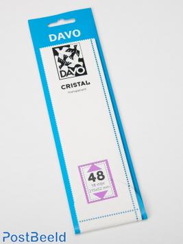 Cristal protector mounts C48 (215 x 52) 18 pcs