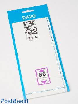 Cristal protector mounts C86 (215 x 90) 10 pcs