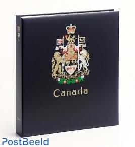 Luxe stamp album binder Canada II