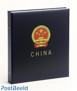 Luxe stamp album China VI 2018 -