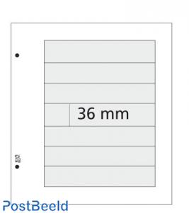 Davo folders L7 (per 10)