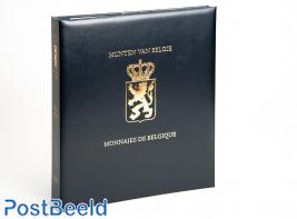 Luxe currency binder II (Albert I, Leopold III, Prince Charles)