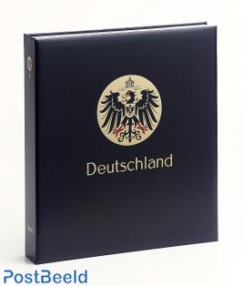 Luxe binder stamp album Germany
