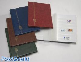 Stockbooks C Red