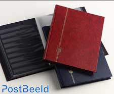 Stockbook Nero FF Blue