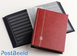 Stockbook Nero G (7207) Blue