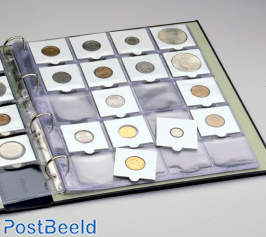 Kosmos coin folders M20 (per 8)