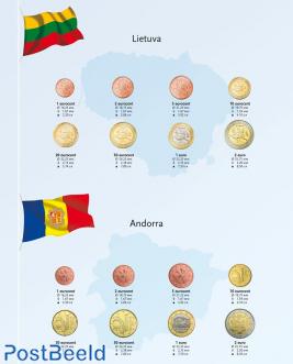 Luxe supplement Kosmos Lithuania Euro / Andorra 2015