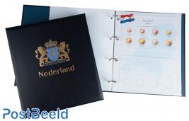 Luxe Euro coin album Queen Beatrix