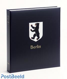 Luxe stamp album Germany 1948-1990 Berlin