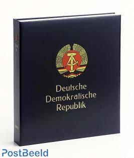 Luxe binder stamp album DDR I