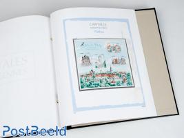 Luxe Supplement France Capitales Eur. 2019 (Helsinki)