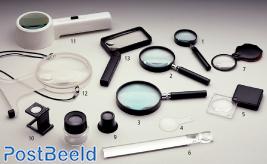 Steel loupe 90 DF (3), each piece