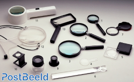 Pocket magnifier (5), one piece