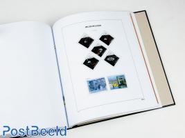 Luxe supplement Belgium stamps from blocks 2018
