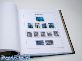 Luxe supplement Belgium stamps from blocks 2019