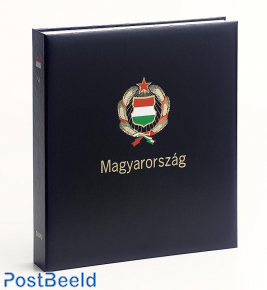 Luxe stamp album Hungary I 1960-1969